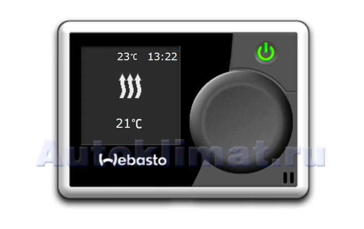 9030025A Таймер MultiControl HD 12/24В Webasto - 903.002.5A